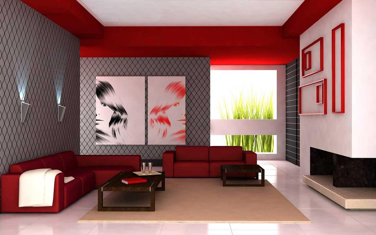 Wohnzimmer Maler Design